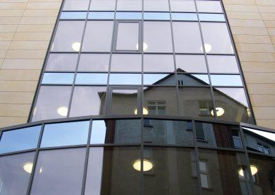 Hanauer Landstrasse Eingang Haus B090404